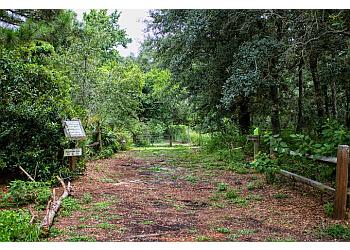 Orlando hiking trail Oakland Nature Preserve