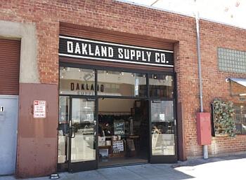 Oakland gift shop Oakland Supply Co.