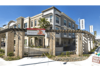 Orange assisted living facility Oakmont of Orange