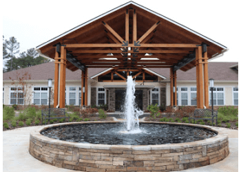 Columbus assisted living facility Oaks at Grove Park