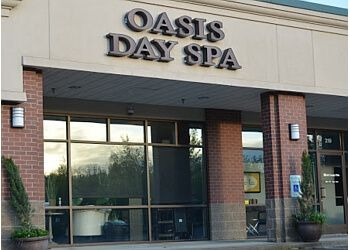 Vancouver spa Oasis Day Spa