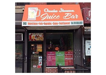 New York juice bar Oasis Jimma Juice Bar