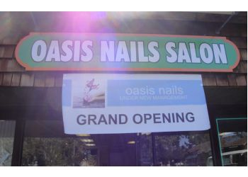 Santa Clara nail salon Oasis Nails Salon
