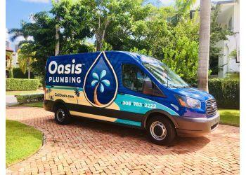 Miami Gardens plumber Oasis Plumbing