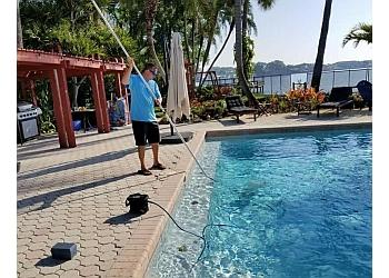 St Petersburg pool service Oasis Pool Service