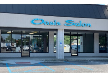 Newport News hair salon Oasis Salon