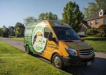 Cincinnati lawn care service Oasis Turf & Tree