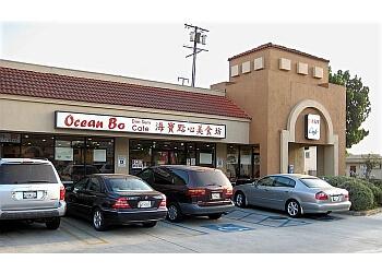 El Monte chinese restaurant Ocean Bo Dim Sum Cafe