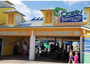 Virginia Beach amusement park Ocean Breeze WaterPark