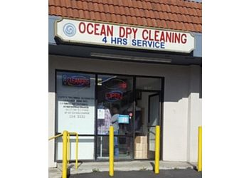 San Francisco dry cleaner Ocean Dry Cleaning