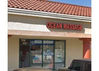 Oxnard massage therapy Ocean Massage Therapy