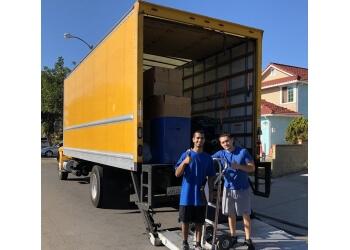 Torrance moving company Ocean Moving Company