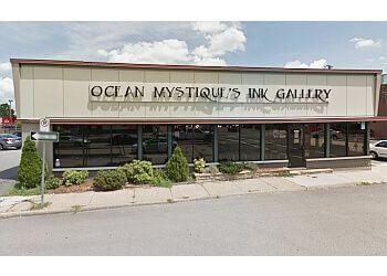 Norfolk tattoo shop Ocean Mystique's Norfolk Ink Gallery