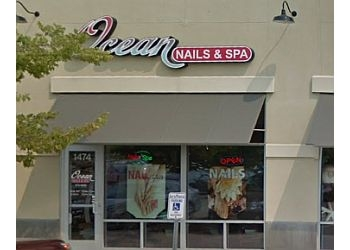 Boise City nail salon Ocean Nails & Spa