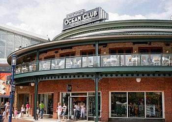 Columbus seafood restaurant Ocean Prime