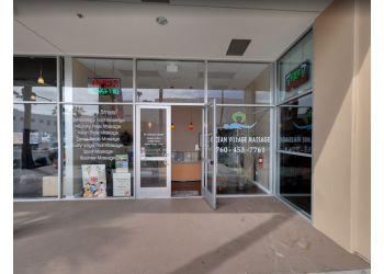 Oceanside massage therapy Ocean Village Massage
