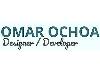 Pomona web designer Omar Ochoa