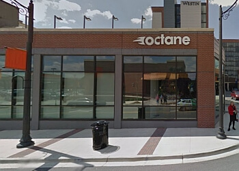Birmingham cafe Octane Coffee