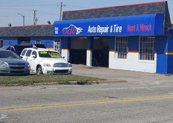 Warren car repair shop Ode Auto Repair and Tire