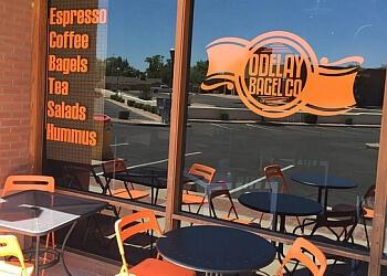 Phoenix bagel shop Odelay Bagel Co.