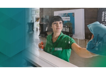 Huntsville commercial cleaning service Office Pride