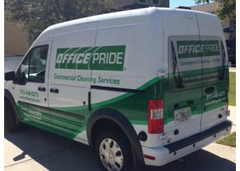 Tampa commercial cleaning service Office Pride