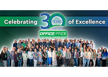 Houston commercial cleaning service Office Pride Commercial Cleaning Service