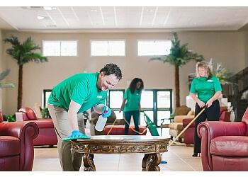 Kansas City commercial cleaning service Office Pride Commercial Cleaning Services