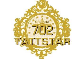 North Las Vegas tattoo shop Official 702 Tatt Star