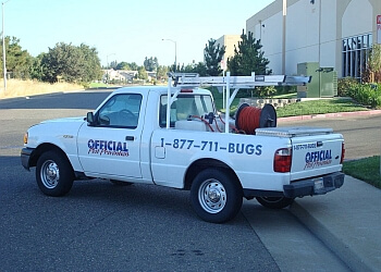 Elk Grove pest control company Official Pest Prevention