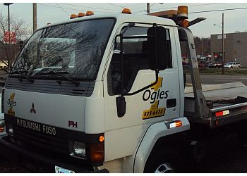 Knoxville towing company Ogle's Wrecker Services