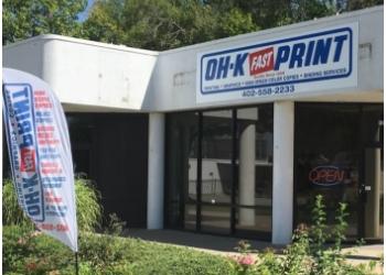 Omaha printing service Oh-K Fast Print