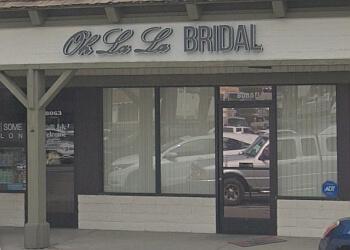 Rancho Cucamonga bridal shop Oh La La Bridal