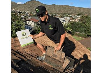 Honolulu roofing contractor Ohana Construction, Inc