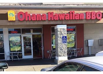 Santa Rosa barbecue restaurant Ohana Hawaiian BBQ