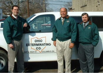 Columbus pest control company Ohio Exterminating