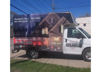 Cleveland roofing contractor Ohio Roofing Siding and Slate, LLC