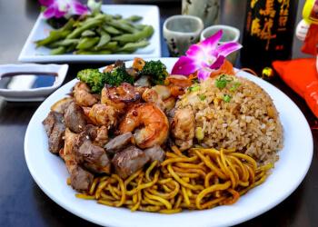 Wilmington steak house Okami Japanese Steakhouse