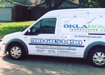 Broken Arrow home inspection OKLAHOME INSPECTIONS