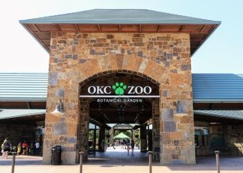 Oklahoma City places to see Oklahoma City Zoo & Botanical Garden