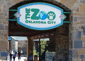 Oklahoma City places to see Oklahoma City Zoo and Botanical Garden