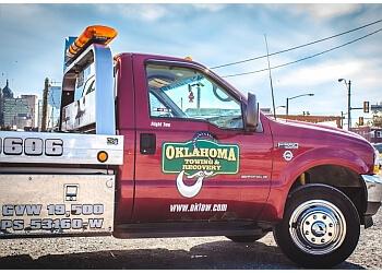 Oklahoma City towing company Oklahoma Towing & Recovery