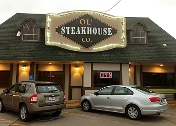 Corpus Christi steak house Ol' Steakhouse Co.
