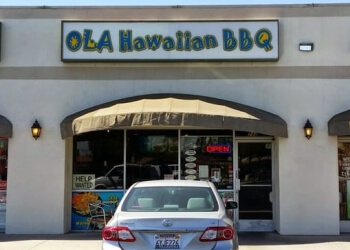 Fullerton barbecue restaurant Ola Hawaiian BBQ