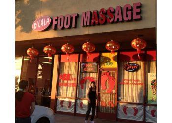 Corona massage therapy Olala Foot Massage