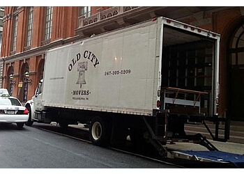 Philadelphia moving company Old City Movers
