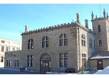 Boise City landmark Old Idaho State Penitentiary