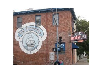 Sacramento night club Old Ironsides