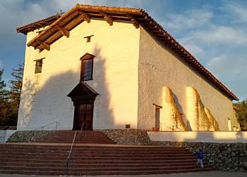 Fremont landmark Old Mission San Jose