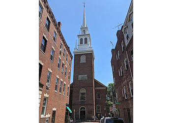 Boston church Old North Church